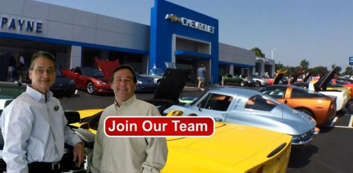 Payne Chevrolet Turns 93 And Still Growing (Apply Today)