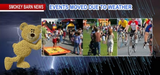 Some Outdoor Friday/Weekend Events Moved Due To Incoming Rain