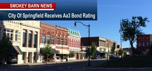 City Of Springfield Receives Aa3 Bond Rating