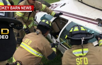 First Responders Offered Rare Aircraft Accident Training