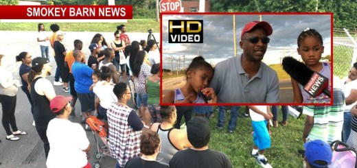 Springfield Family/Friends Hold Emotional Vigil For Son Killed By Vehicle