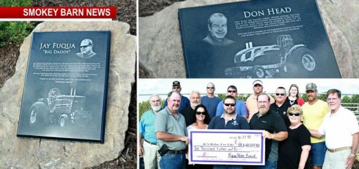 Robertson County Benefit Pull Raises $10,000 For Cancer