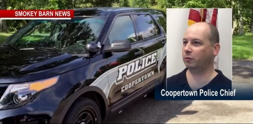 Coopertown Police Chief Resigns