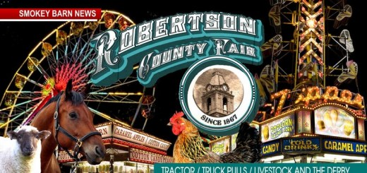 151st Annual Robertson County Fair Set For August 20-25, 2018