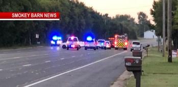 Hwy 41 CLOSED Following Serious Crash Near Greenbrier