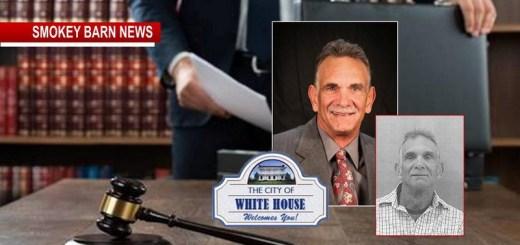 """White House Mayor Pleads """"Best Interest"""" On Marijuana Charge"""