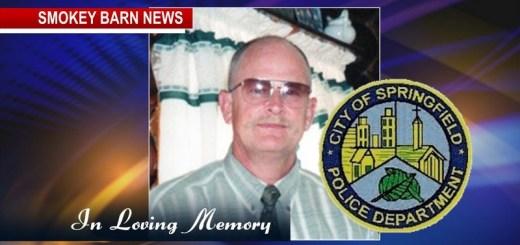 Retired Springfield Officer Terry Dorris Dies, He Was 63