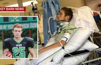 Two Communities Unite With Benefit For Paralyzed Football Player This Saturday