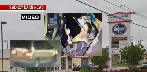 Springfield Police Seek Credit Card Fraud Suspect