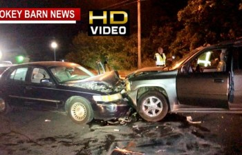Police Seek Driver After Head-On Injury Crash In Springfield