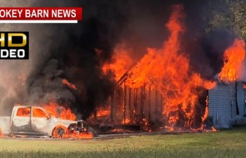 Robertson County Home Destroyed By Fire