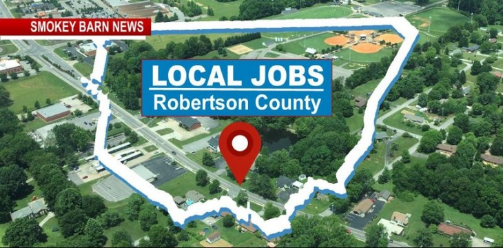 Job Listings In Robertson County Tennessee