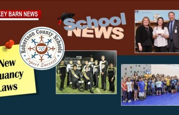 In School News: New Truancy Laws, Grants, Student Achievements & Awards