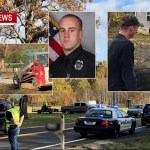 Big Turnout For Wounded Officer Work Day Event