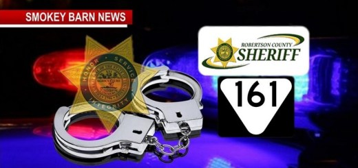 Sheriff Nets Gun/Drugs Responding To Burglary Call Near Springfield