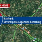 Manhunt Slows I-24 Traffic In Robertson County