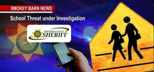 Robertson Sheriff Investigating Threat To White House Heritage