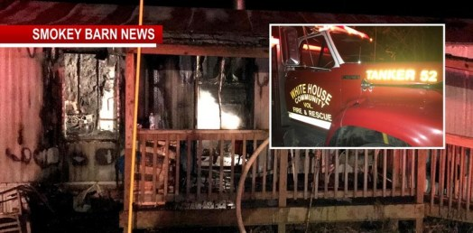 Single Mom Homeless After White House Residential Fire