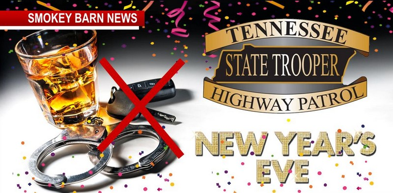 """Drive Sober"" Maximum enforcement From THP This New Year's Eve"