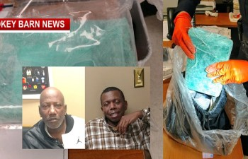 Millersville Traffic Stop Leads To 5 Pounds Of Cocaine