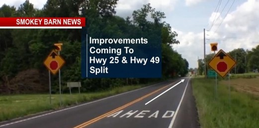 State To Fix Dangerous Hwy 49/25 Intersection