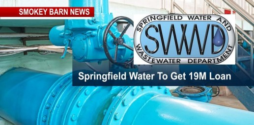 Springfield Gets 19M Water & Wastewater Loan In Addition To Haslam's 7 Mil