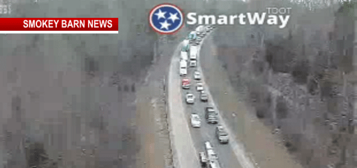 TRAFFIC ADVISORY: Heavy Traffic Slows I65