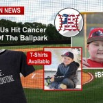 Baseball Fundraiser for Braxton Wed., Get Your BraxtonStrong T-Shirt