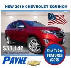 Payne 2019 Euinox 2058 288