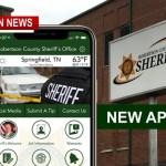 Robertson Sheriff Deploys New Mobile App For Citizens