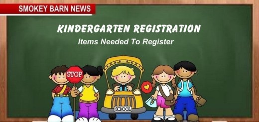 Kindergarten Registration Coming Up, Items Needed To Register