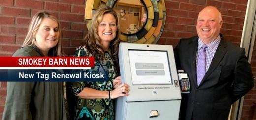White House Now Offering Automotive Tag Renewal Kiosk