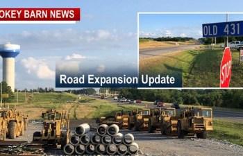 Update: Hwy 431 Expansion Timeline