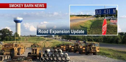Update: Hwy 431 Expansion Timeline