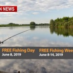 FREE Tenn. Fishing Week Begins June 8, 2019 (NOT June 1st)