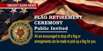Local American Flag Retirement Ceremony Set For June 14