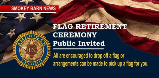 Local American Flag Retirement Ceremony Set For June 14