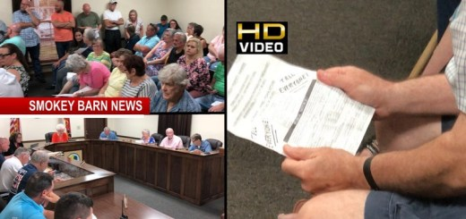 Greenbrier Taxes Increase, Fire Chief Talks Budget, Officers Recognized