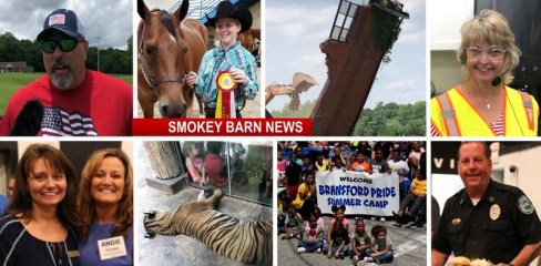 Smokey's People & Community News Across The County June 23, 2019
