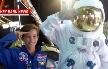 Orlinda Girl, 12, Trains At NASA Rocket Center Space Academy