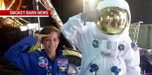 Orlinda Girl, 12, Trains At NASA Rocket Center Space Academy