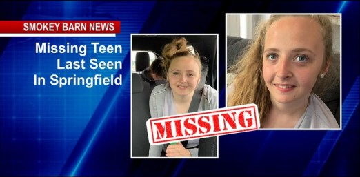 Robertson Sheriff's Office Searching For Runaway Teen