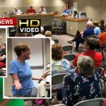 With Its One Officer On Leave, Ridgetop Citizens Confront City Leaders