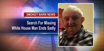 Search For Missing White House Man Ends Sadly