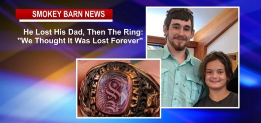 """He Lost His Dad, Then The Ring: """"We Thought It Was Lost Forever"""""""