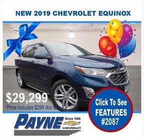 Payne 2019 Chev Equinox 2087 288