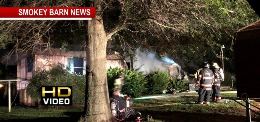 """Suspicious"" Springfield Area House Fire Critically Injures One"