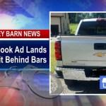 Facebook Ad Lands Alleged Tailgate Bandit Behind Bars