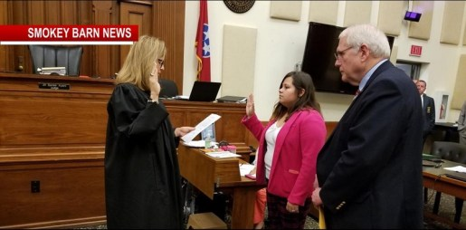 Kaila Sewell Browning Becomes Robertson County's First Female Criminal Prosecutor