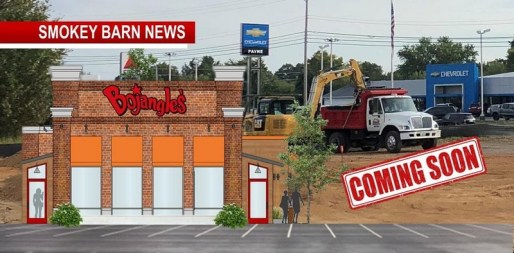 Mayor Confirms: Bojangles Coming To Springfield